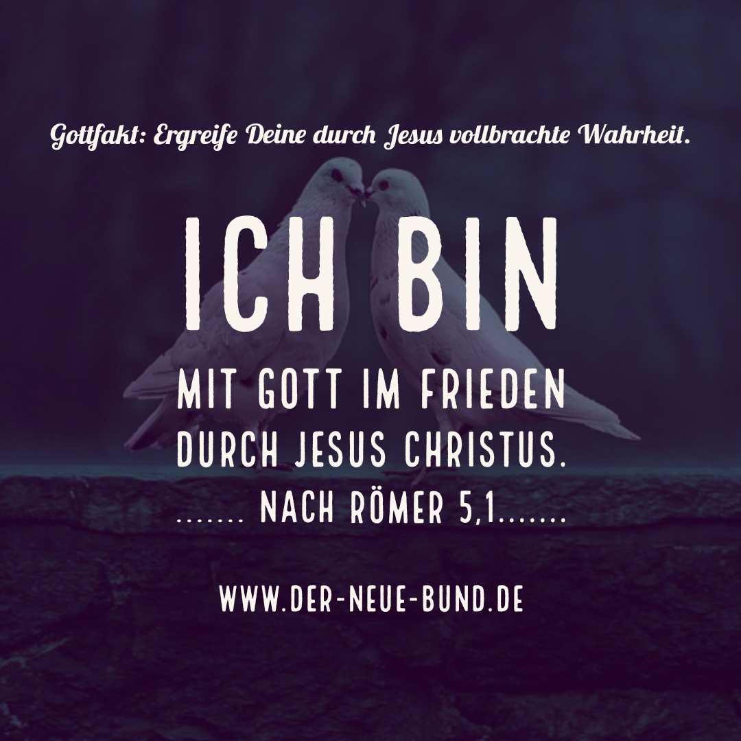 Der neue Bund ich bin mit gott im frieden compress94