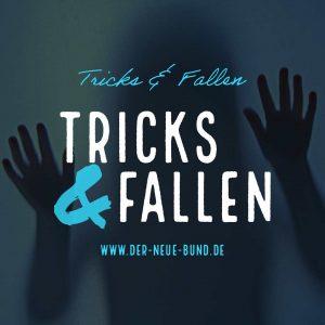tricks und fallen des besiegten feindes teufel